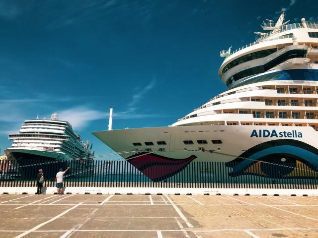 Besuch im Hafen von Cádiz