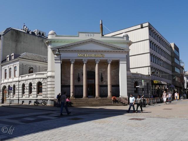 seit 1897 in Kristiansands City