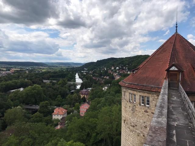 Tübingen, warum bist du so hügelig?