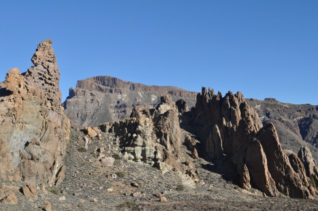 Wanderung im Nationalpark Teide zu den Roques de Garcia