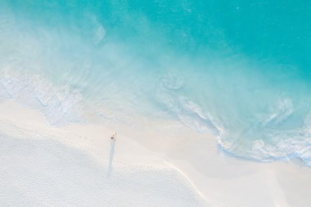 Eagle Beach, einer der schönsten Strände der Welt