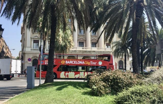 Sightseeing-Tour mit Hop-on-Hop-off Bussen