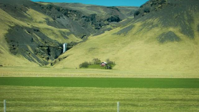 Island erkunden