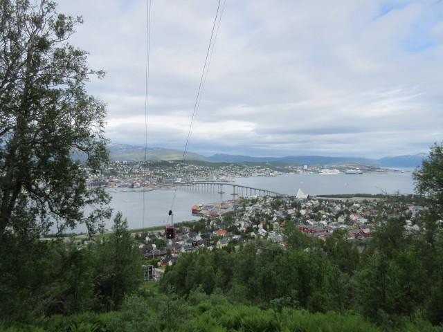 Blick auf Tromso 2