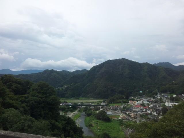Die Kanto-Region hinter Tokio.