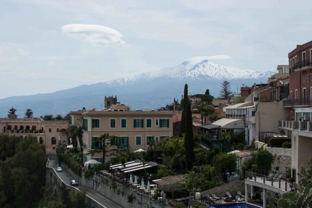 Catania mit Ätna