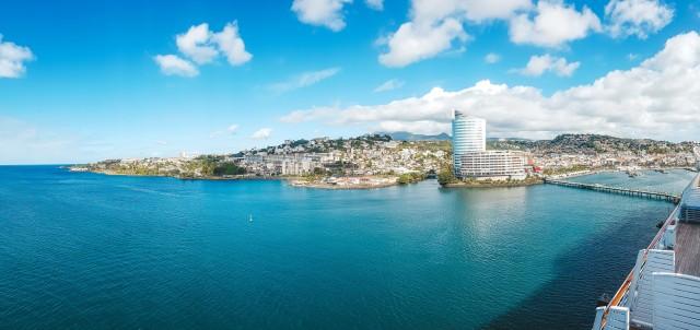 Hafen Martinique