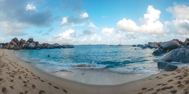 St. Barth, Tortola
