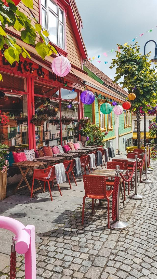 Stavanger Altstadt