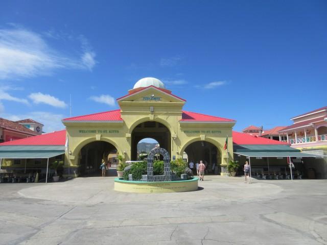 Willkommen in St.Kitts