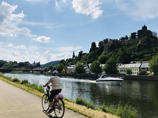 Sportlich in Saarburg