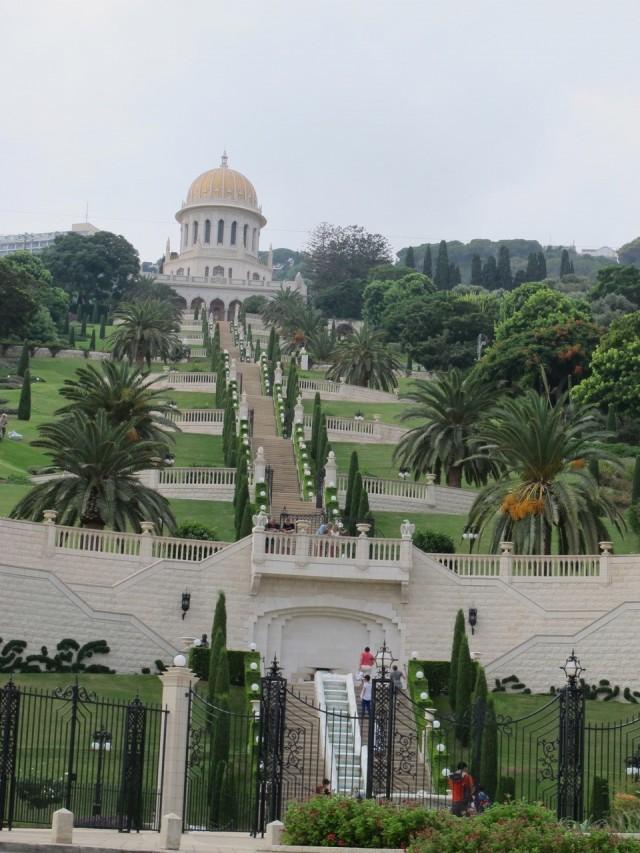 Ein Tag in Haifa