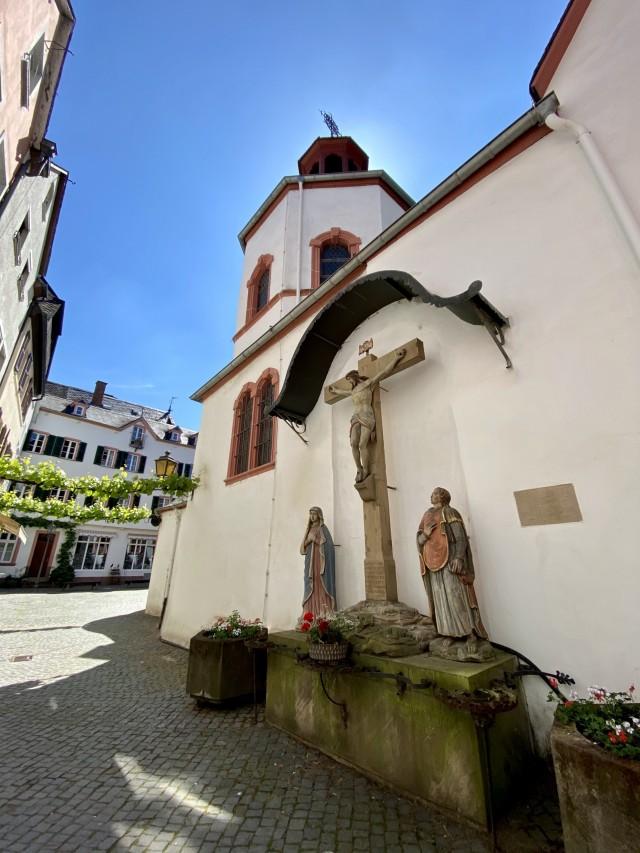 Pfarrkirche in der Innenstadt