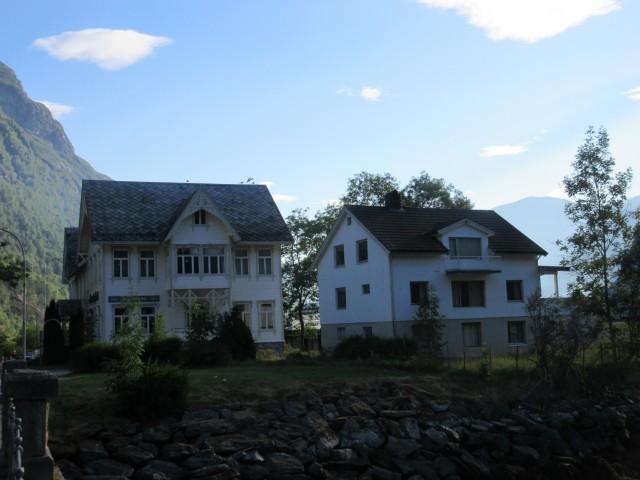 Fjord Romantik in Hellesylt