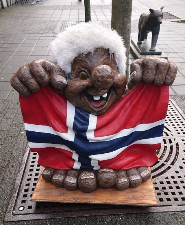 Norwegens Trolle