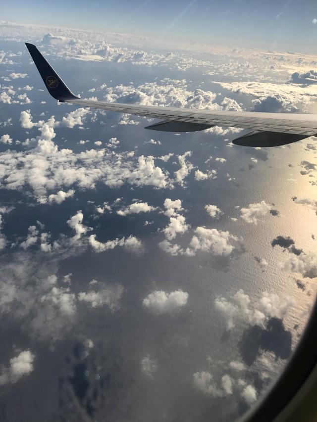 Im Anflug