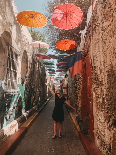 Cartagenas Altstadt ????