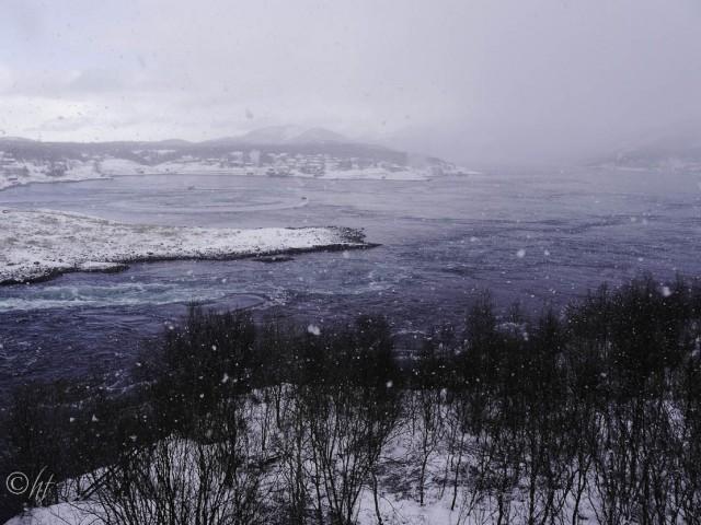 Winter im hohen Norden