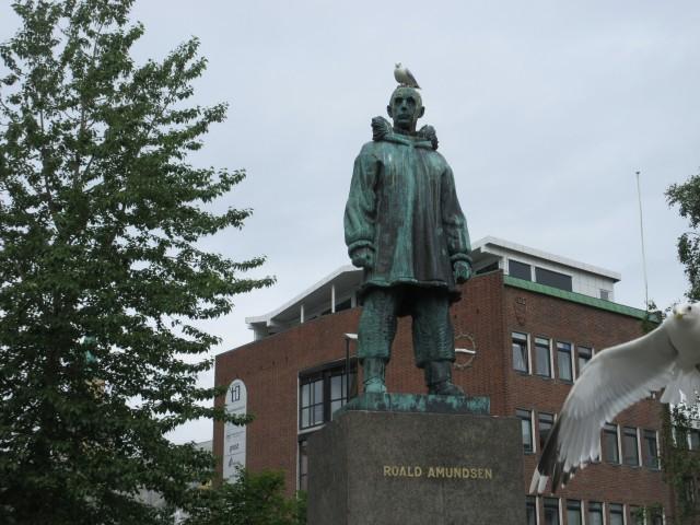 Roald Amundsen hat nen Vogel ;-)