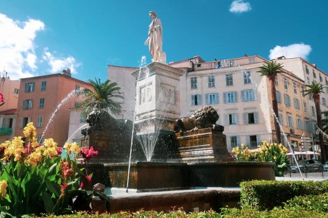 Innenstadt Ajaccio