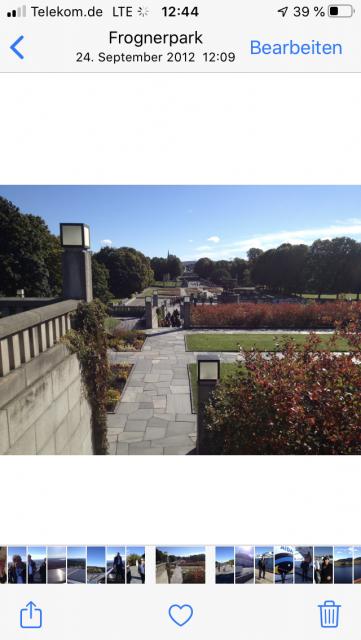 Frognerpark Oslo