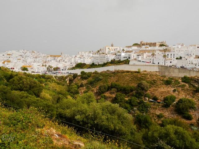 Vejer de la Frontera ist eine andalusische Stadt in der Provinz Cádiz in Südspanien.