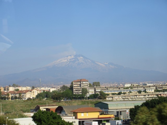 Willkommen in Catania
