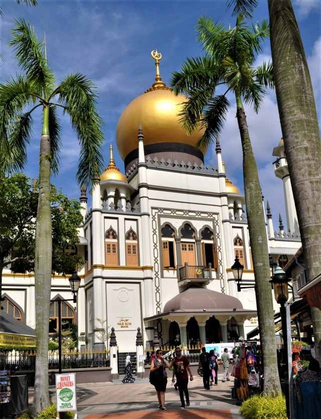 Sultan`s Moschee