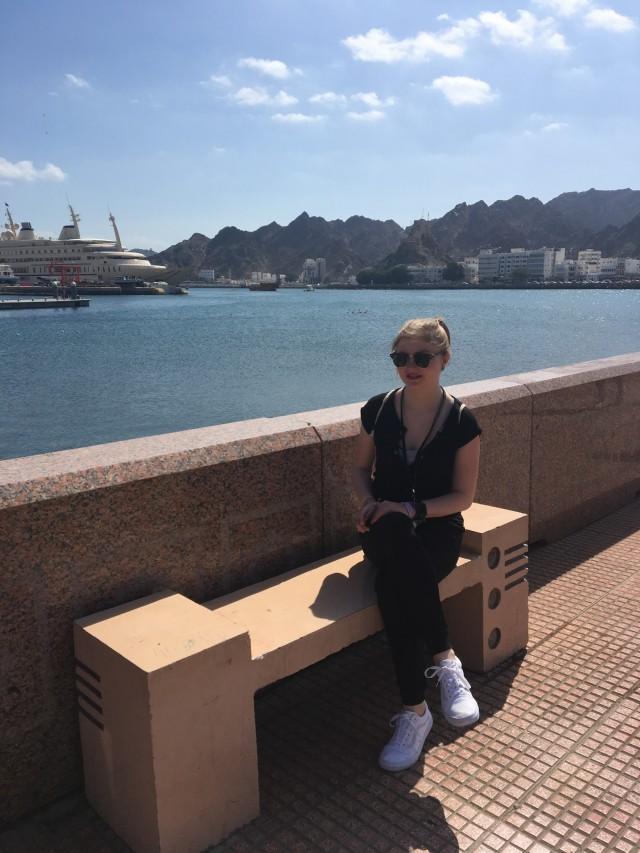 Willkommen im Oman