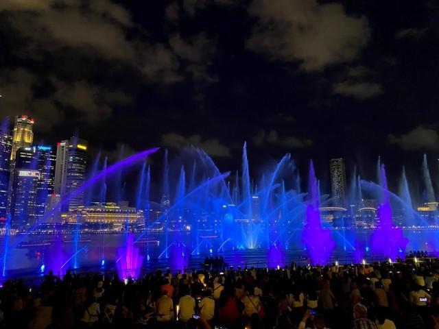 Specta - Light & Watershow
