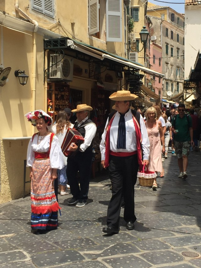 "Tradition & Kultur mitten in ""Old-Town"""