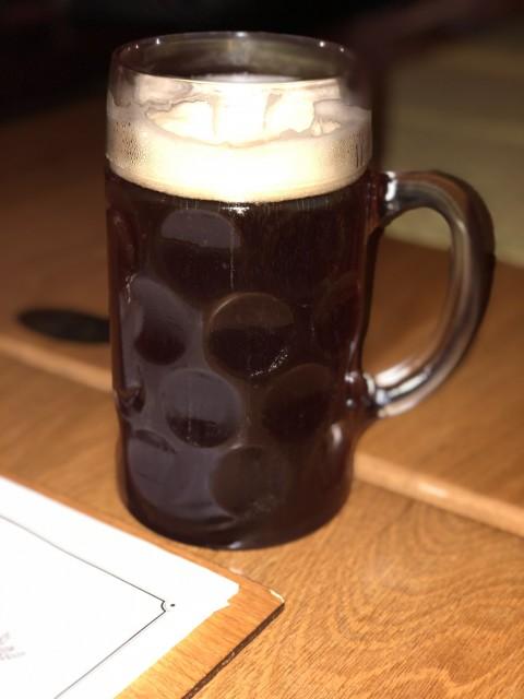Bier im Brauhaus