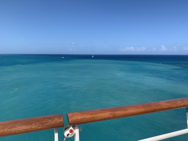 Wunderschöne Meeresfarben