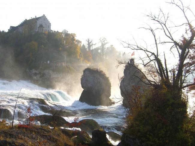 Mystischer Rheinfall