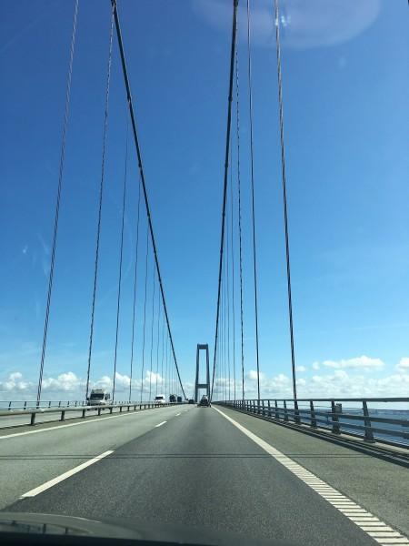 Verbindung zwischen Dänemark und Schweden
