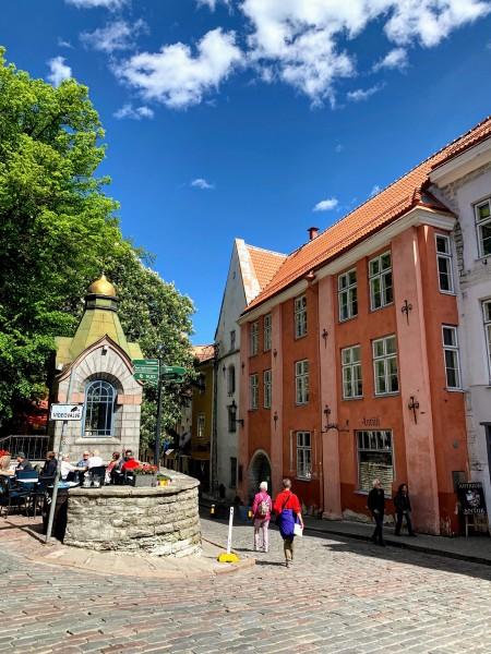 Der Charme von Tallinn