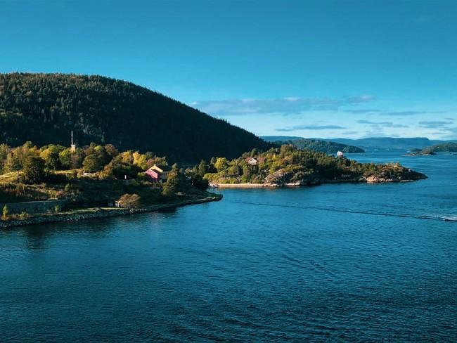 Traumhafte Fjorde
