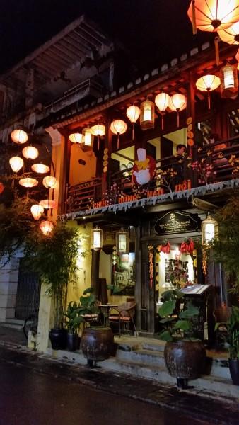 Abendspaziergang Hoi An