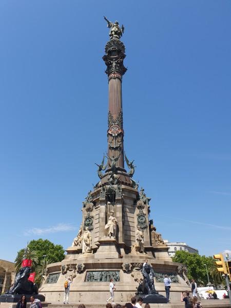 Das Kolumbus-Denkmal