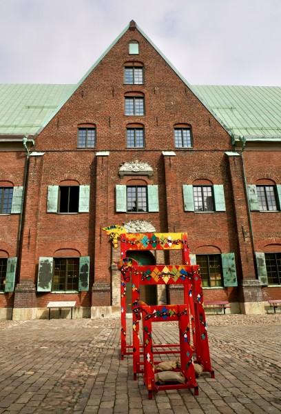Kronhuset in Göteborg