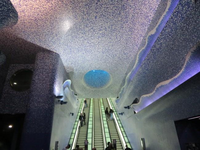 U-Bahn Station Toledo