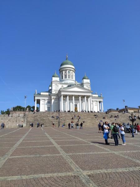 Der Dom von Helsinki