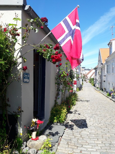 """""""Gamle"""" das alte Stavanger"""