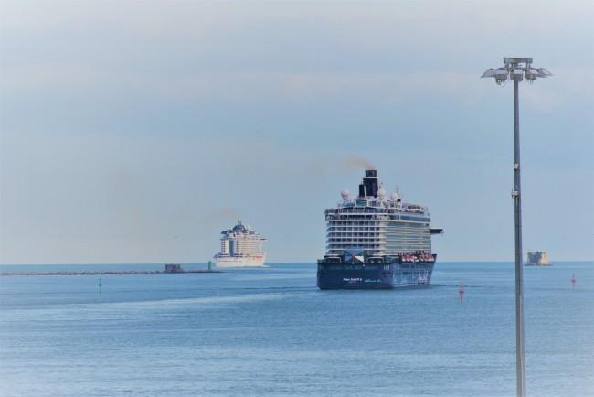 AHOI MSC & Mein Schiff